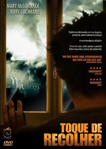 Toque de Recolher - Poster