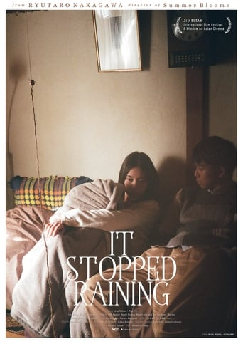 Poster of It Stopped Raining
