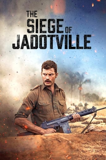 Poster of The Siege of Jadotville
