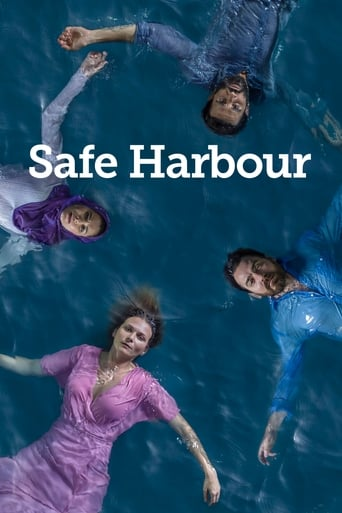 Safe Harbour 1ª Temporada - Poster