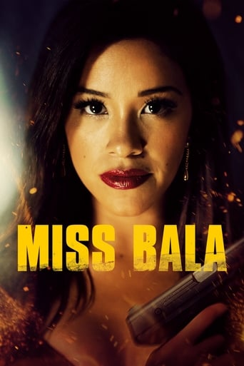Miss Bala Movie Poster