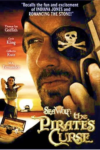 Poster of Sea Wolf: The Pirate's Curse