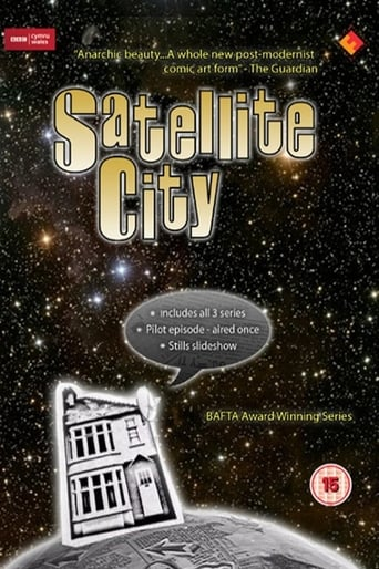Poster of Satellite City