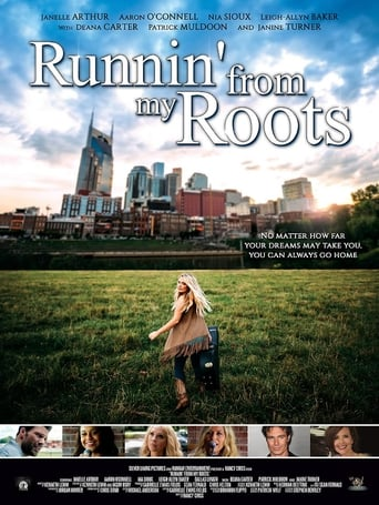 Runnin' from My Roots Poster