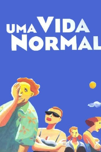 Poster of Uma Vida Normal