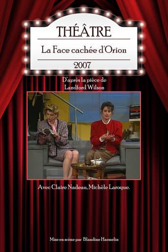 Poster of La Face cachée d'Orion