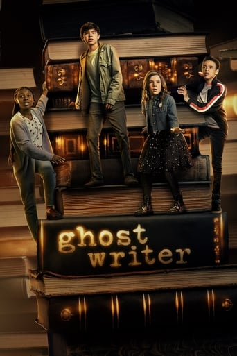 Ghostwriter 1ª Temporada - Poster