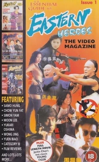 Poster of Eastern Heroes: The Video Magazine - Volume 1