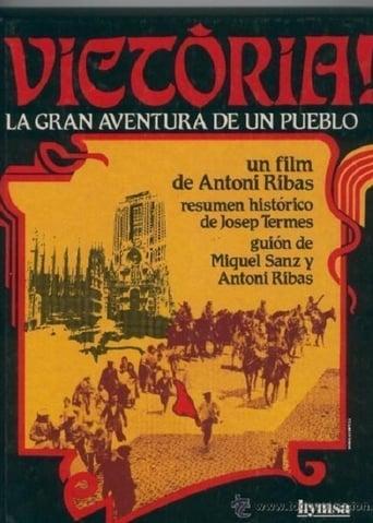 Poster of Victòria! La gran aventura d'un poble