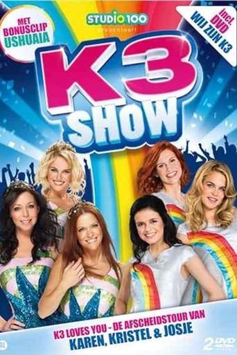 K3 Afscheidstour Show