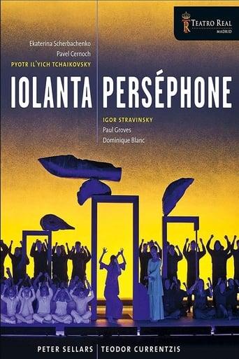 Poster of Iolanta / Persephone: Teatro Real