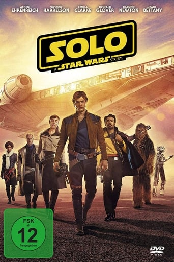 Solo: A Star Wars Story - Science Fiction / 2018 / ab 12 Jahre