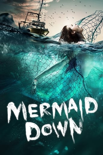 Mermaid Down Poster