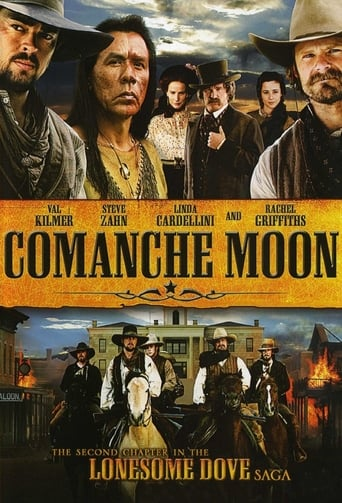 Poster of Comanche Moon