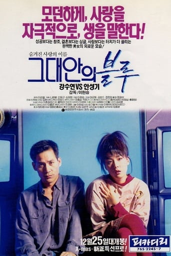 Poster of Blue In You