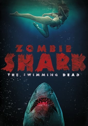 Poster of Zombie Shark