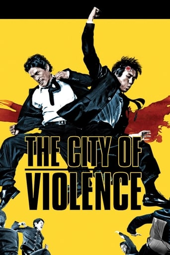Poster The City of Violence