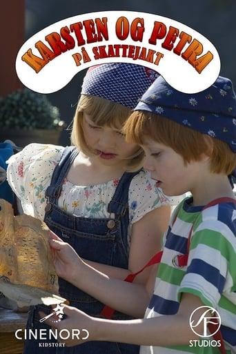 Casper and Emma Go Treasure Hunting