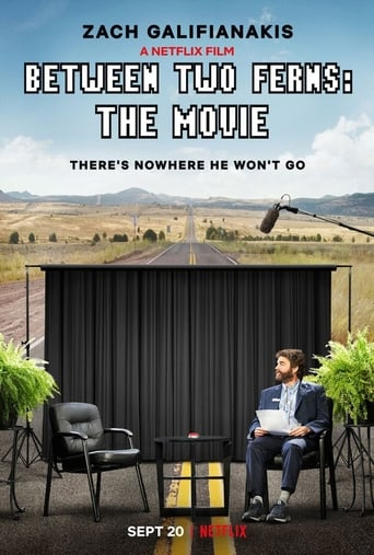 Image Between Two Ferns: The Movie
