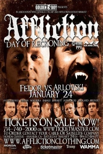 Affliction: Day of Reckoning