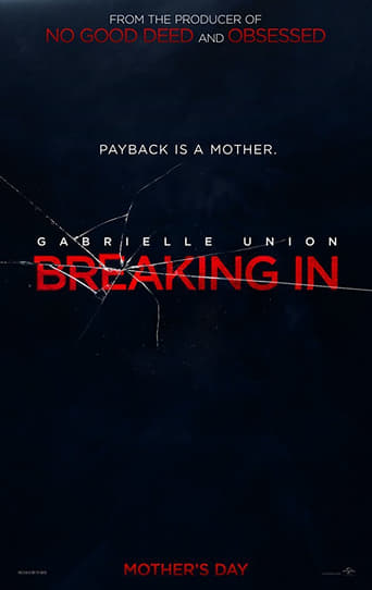 Poster of Breaking In