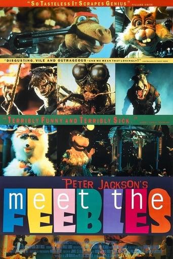 voir film Les Feebles  (Meet the Feebles) streaming vf