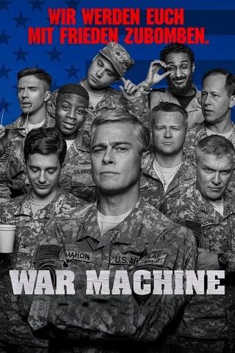War Machine - Komödie / 2017 / ab 12 Jahre