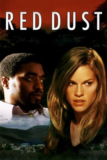 Poster of Red Dust