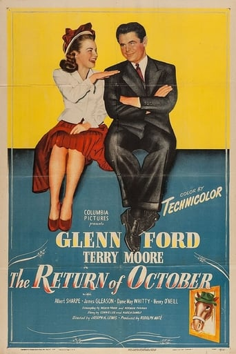 Poster of The Return of October