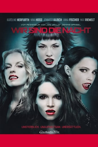 Poster of We Are the Night