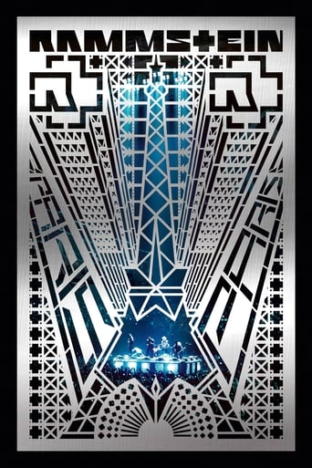 Poster of Rammstein: Paris