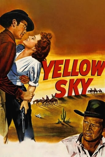 Poster of Yellow Sky
