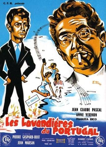 Poster of Les lavandières du Portugal