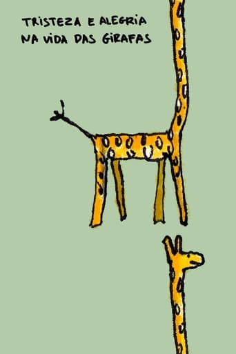 Poster of Sadness and Joy in the Life of Giraffes