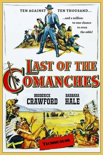 Watch Last of the Comanches Online Free Putlocker
