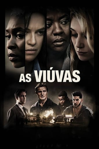 As Viúvas - Poster