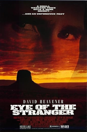 Poster of Eye of the Stranger