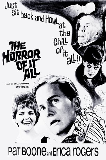 Poster of The Horror of It All