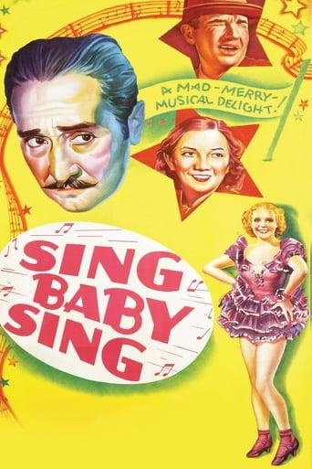 Poster of Sing, Baby, Sing