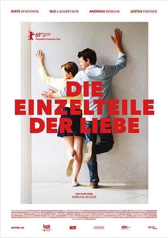 Poster of Die Einzelteile der Liebe