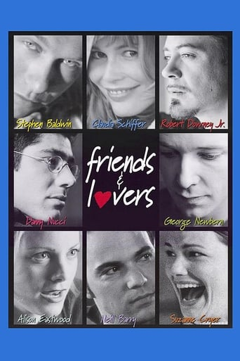 Poster of Friends & Lovers