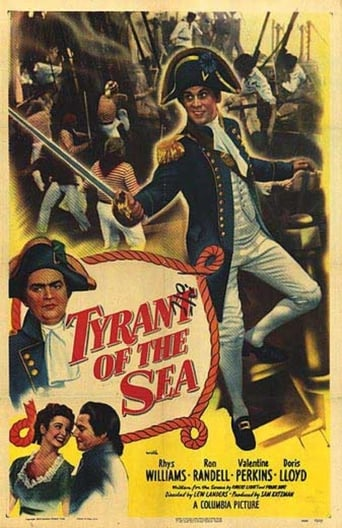 Poster of Tyrant of the Sea