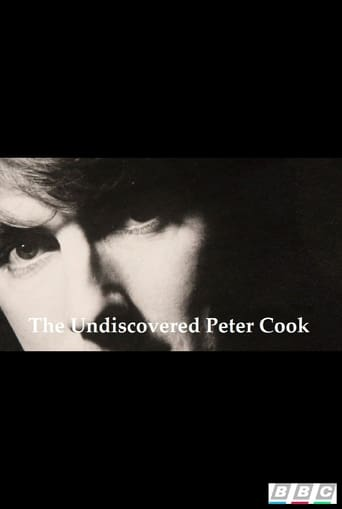Poster of The Undiscovered Peter Cook