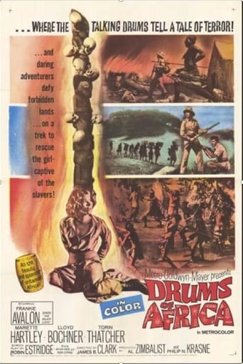 Poster of Drums of Africa