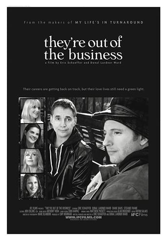 Poster of They're Out of the Business