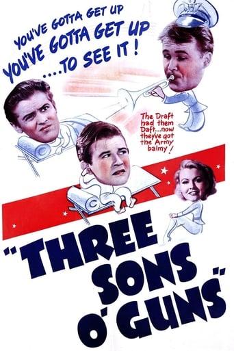 Poster of Three Sons o' Guns