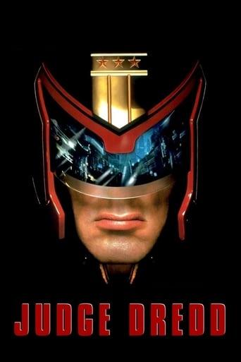 Poster of Judge Dredd