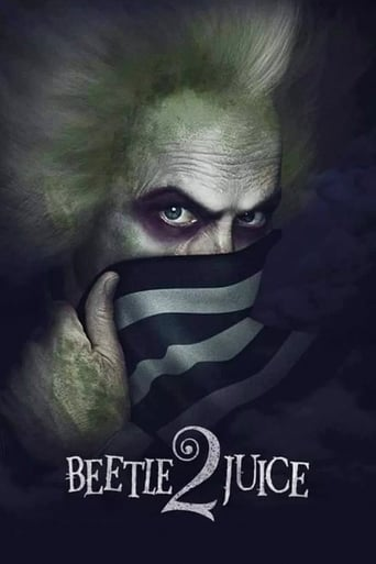 Poster of Beetlejuice 2