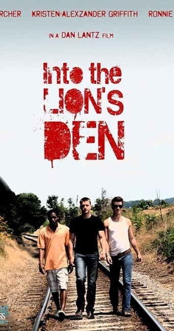 Poster of Into The Lion's Den