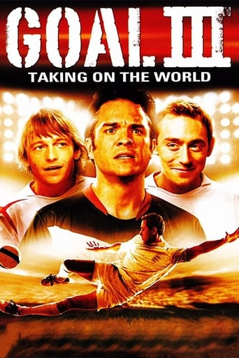 Goal! III: Taking On The World Movie Poster